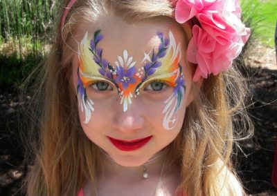 Bling it on Faces - Face Painting in Atlanta