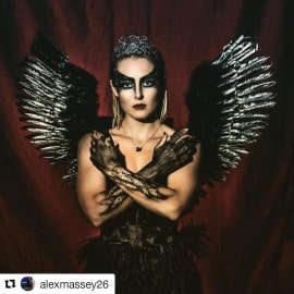 Black Swan Body Art - Bling it on Parties